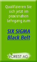 Lehrgang SIX SIGMA Black Belt