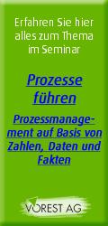 Seminar Prozesse führen auf Basis ZDF