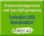 Prozessmanagement Vorlagen Paket