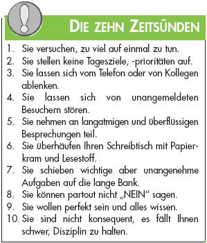 EISENHOWER PRINCIP ZEITMANAGEMENT PDF