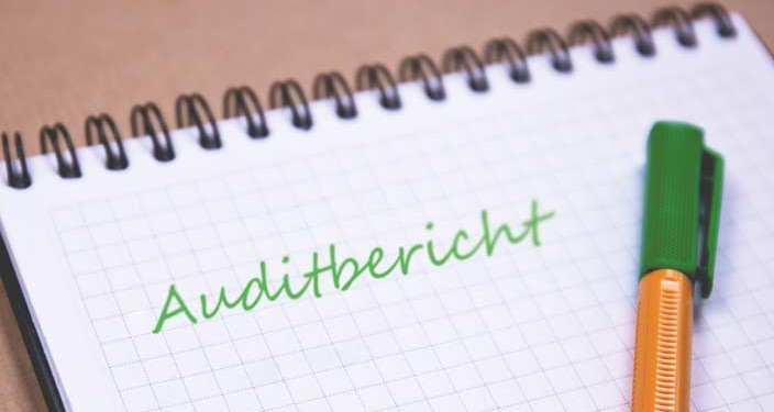 Audit ISO 9001 - Auditbericht erstellen