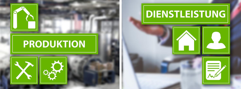 Unterschied Produkt und Dienstleistung - Qualitätsmanagement ISO 9001:2015
