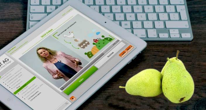 E-Learning Schulung Food Defense