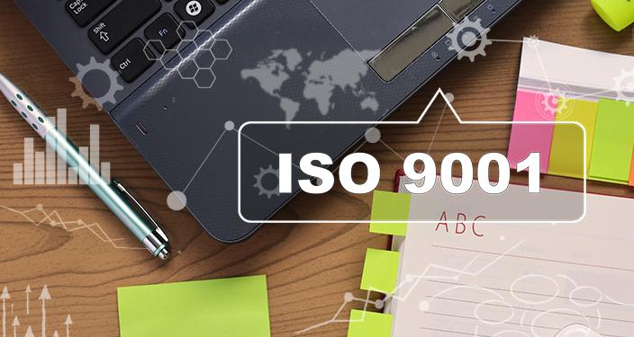 ISO 9001 gesetzliche und behördliche Anforderungen einhalten