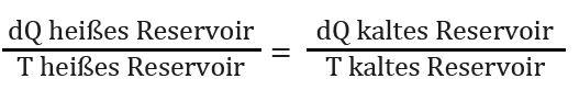 Entropie Formel 2