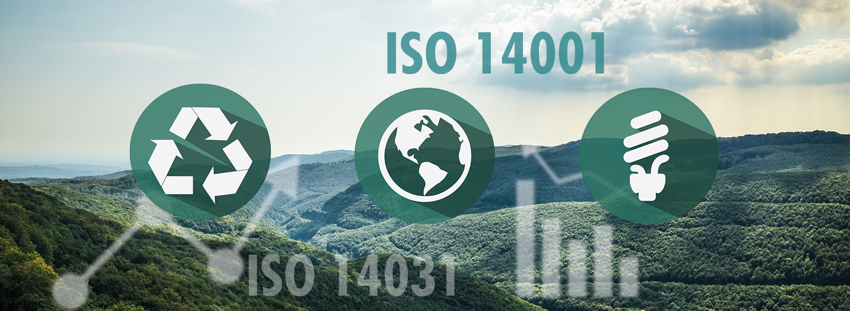 Umweltleistung ISO 14001 - Umweltleistungsbewertung ISO 14031 - Banner