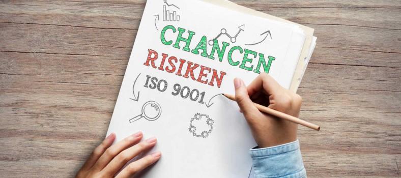 Planung ISO 9001 - Risiken und Chancen