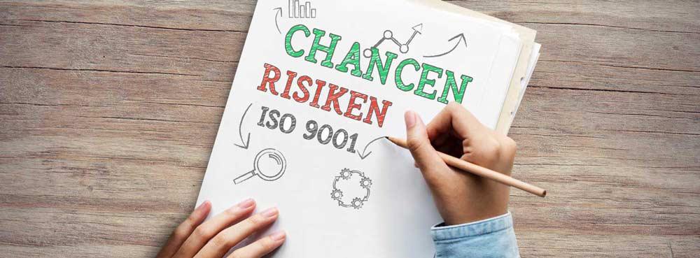 Planung ISO 9001 - Risiken und Chancen_Banner