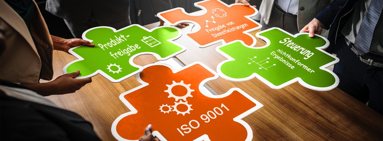 Steuerung nichtkonformer Ergebnisse - ISO 9001 Produktfreigabe_Banner