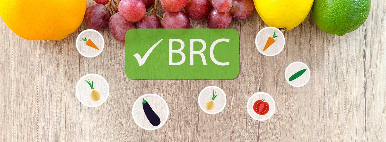 BRC Standard Version 8 - Global Standard for Food Safety_Titelbild