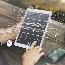 KVP Prozess Qualitätsmanagement ISO 9001 Fortlaufende Verbesserung_Blogbild