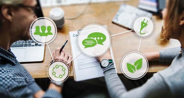 Energieeffizienz Informations- und Kommunikationstechnik IKT
