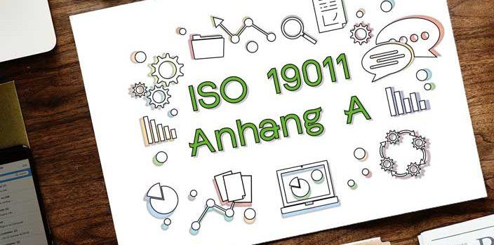 ISO 19011 Anhang A - Blogbild