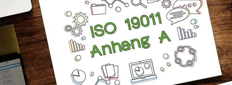 ISO 19011 Anhang A - Titelbild